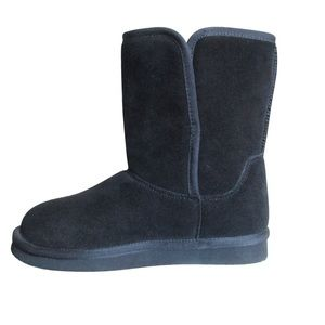 Faded Glory Women's Suede Winter Boots Size 6 New